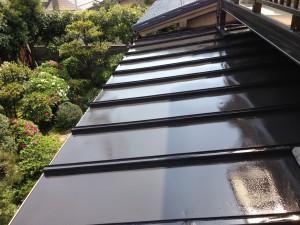 トタン屋根 塗り替え後